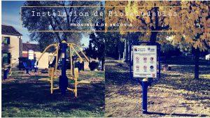 Juegos Biosaludables en la provincia de Segovia