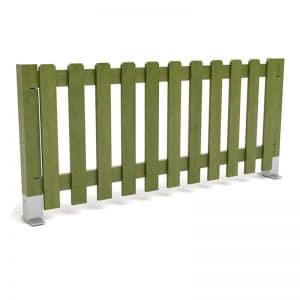 valla madera de pino